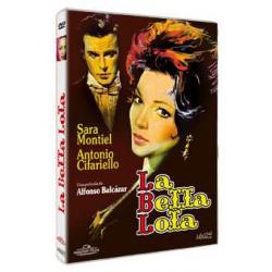 LA BELLA LOLA DIVISA - DVD