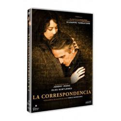 La correspondencia - DVD