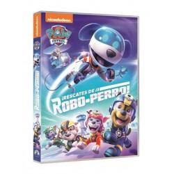 La patrulla canina 23: rescates de robo-perro  - DVD