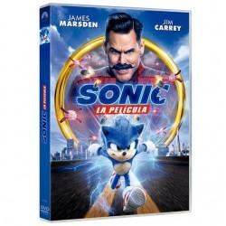 Sonic: la película  - DVD