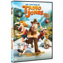 Las aventuras de tadeo jones  - DVD