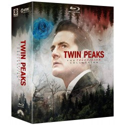 Twin peaks: the complete television collection  - BD