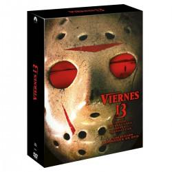 Viernes 13 (pack 1-8) - DVD