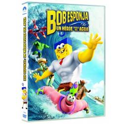 Bob esponja: un héroe fuera del agua - DVD