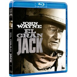 El gran jack  - BD