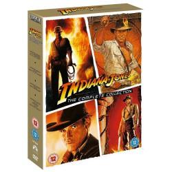 Indiana jones 1-4 (pack) - DVD