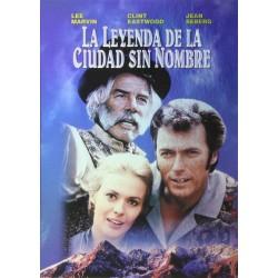 La leyenda de la ciudad sin nombre  - DVD