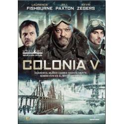 COLONIA V NAIFF - DVD