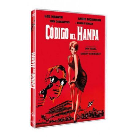 Código del hampa - DVD