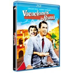 Vacaciones en roma (roman holiday) - BD