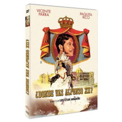Dónde vas, Alfonso XII? - DVD