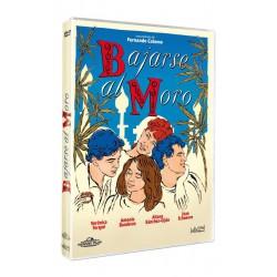 BAJARSE AL MORO DIVISA - DVD