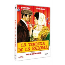LA VERBENA DE LA PALOMA (1963) DIVISA - BD