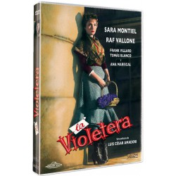 LA VIOLETERA DIVISA - DVD