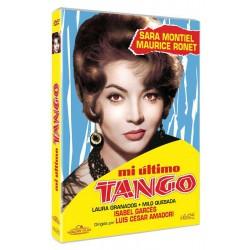 MI ULTIMO TANGO DIVISA - DVD