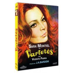 VARIETES DIVISA - DVD