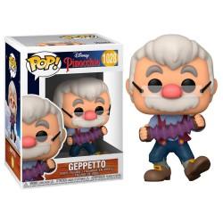 Funko Pop Disney (Pinocho) Geppetto