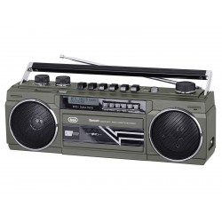 Radio Casette RET BT Trevi RR 511 BT Gunmetal