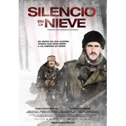 SILENCIO EN LA NIEVE CAMEO - DVD