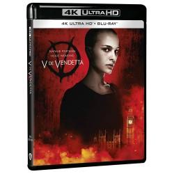 V de Vendetta  UHD