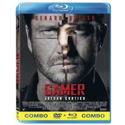 Gamer (Blu-Ray + DVD) - BD