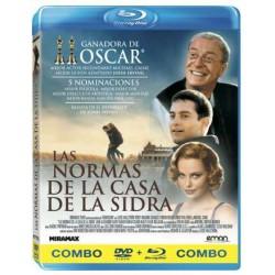 Las normas de la casa de la sidra (Blu-Ray + DVD) - BD
