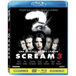 Scream 3 (Blu-Ray + DVD) - BD