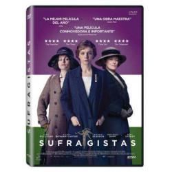 SUFRAGISTAS SAVOR - DVD