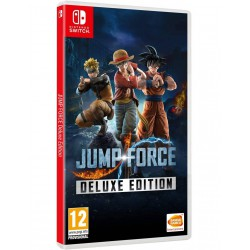 Jump Force Deluxe (Code in a Box) - SWI