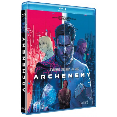 Archenemy - BD