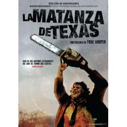 MATANZA DE TEXAS (40 ANIV.) KARMA - DVD