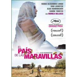 El país de las maravillas - DVD
