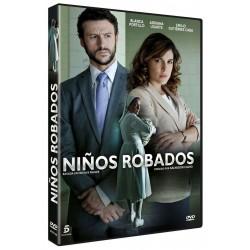 NIÑOS ROBADOS MAPETAC - BD