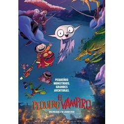 El pequeño vampiro - DVD