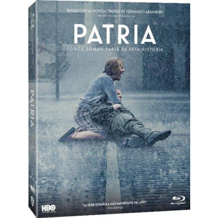 Patria (Miniserie de TV)  - BD