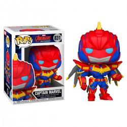 Funko Pop Marvel Avengers Mech Captain Marvel