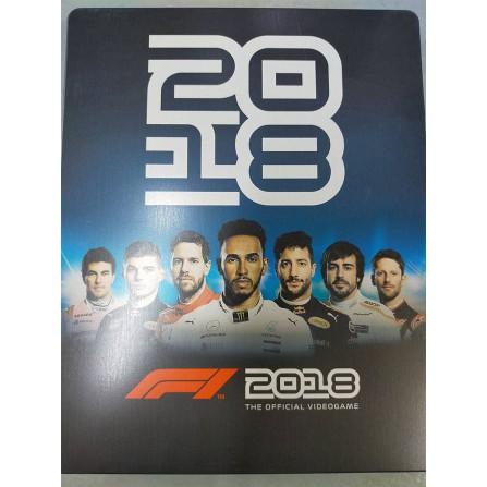 Steelbook F1 2018 Reservas - PS4