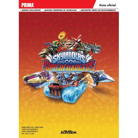 Guia Skylanders Supercharged - Wii U