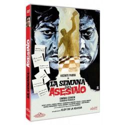 SEMANA DEL ASESINO,LA DIVISA - DVD