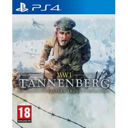 WWI Tannenberg - Eastern Front - PS4