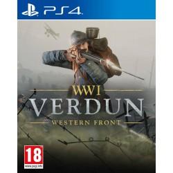 WWI Verdun - Western Front - PS4