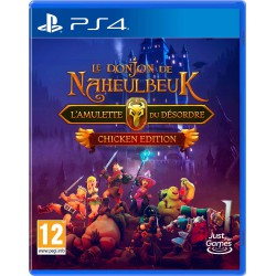 The Dungeon of Naheulbeuk - The Amulet of Chaos - PS4