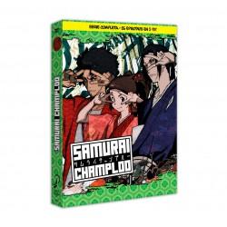 Samurai Champloo - DVD