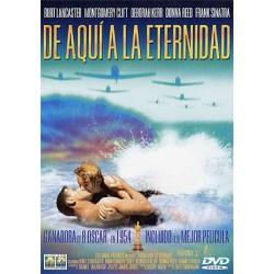 De aquí a la eternidad - DVD