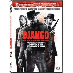 DJANGO DESENCADENADO SONY - DVD