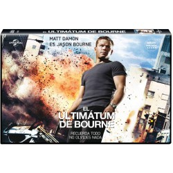 El ultimátum de Bourne (Ed. horizontal) - DVD