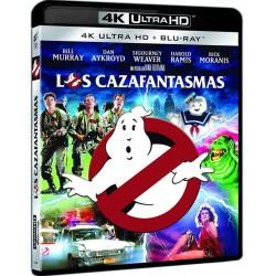 Los Cazafantasmas (1984) (BD 4K + BD)