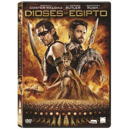 DIOSES DE EGIPTO  FOX - BD