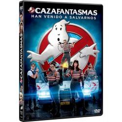 Cazafantasmas (2016) - DVD