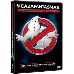 Cazafantasmas - Trilogía - DVD